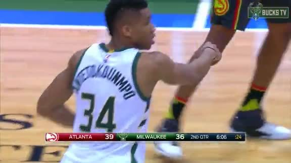 Giannis' Patience Pays Off