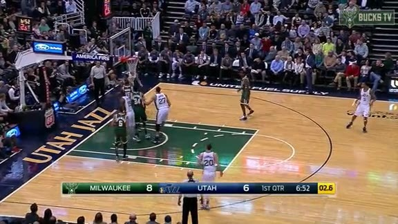 Jabari Swats It and Saves It