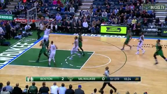 Jabari's Lefty Flush
