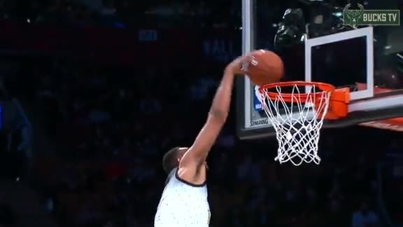 Jabari's Top Plays at All-Star Friday Night