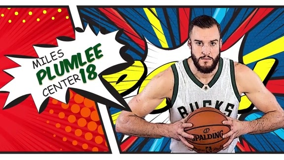 Bucks Superhero Night Player Cards
