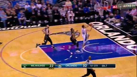Giannis Rejects Fournier AGAIN