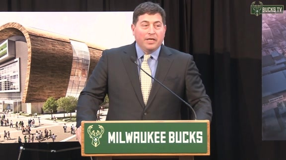 New Arena Lease Press Conference