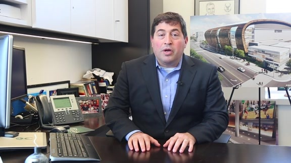 A Message From Bucks President Peter Feigin