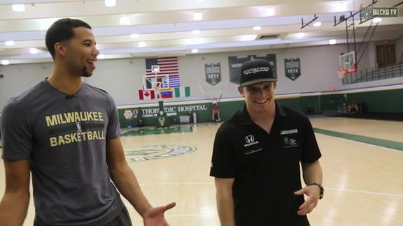 MCW Meets Indy Driver Conor Daly