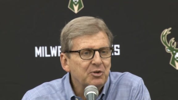 John Hammond on Drafting Thon Maker