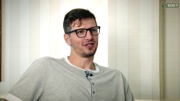 Mirza Teletovic on Joining the Bucks