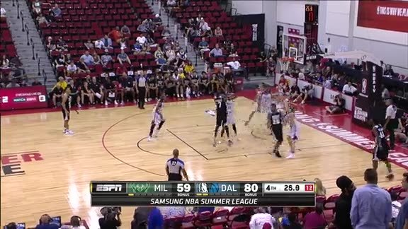 Thon Maker Throws it Down