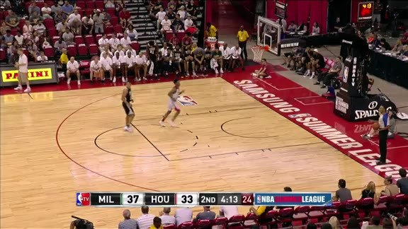 RaShad James Hits The Deep Oop