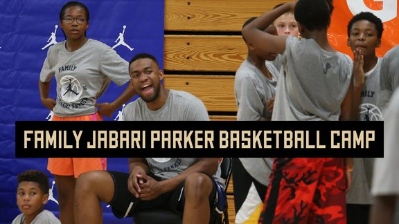 Iniside The Family Jabari Parker Basketball Camp
