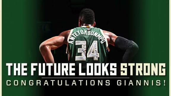 Giannis Antetokounmpo Highlights