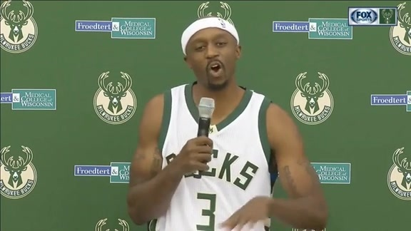 Media Day 2016: Jason Terry