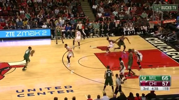 two minute recap bucks top bulls 93 91