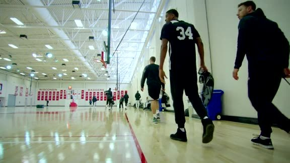 Bucks Training Camp All-Access Trailer