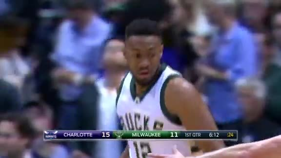 Moose Feeds Jabari