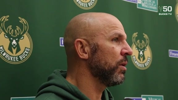 Coach Kidd Post Practice Media Availability | 10.19.17