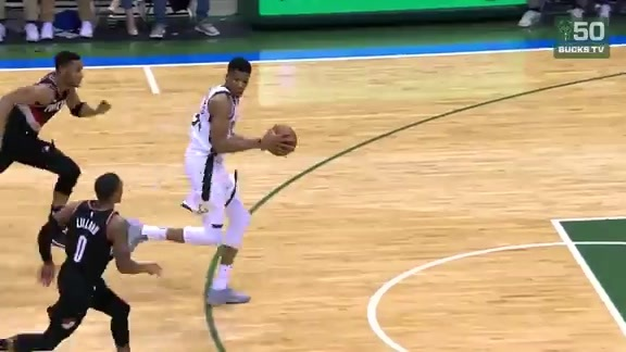 Highlights: Giannis Antetokounmpo Career High 44 Points | 10.21.17