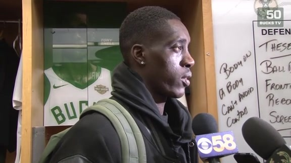 Tony Snell Postgame | 11.20.17