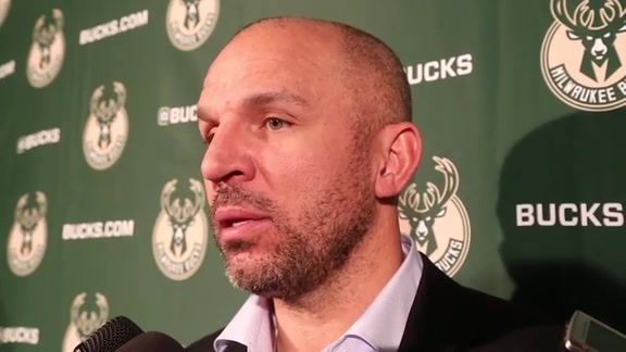 Coach Kidd Postgame Interview | 11.22.17