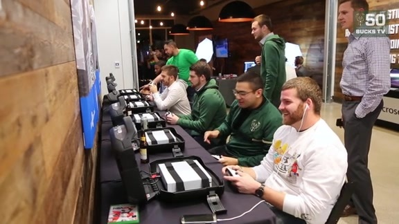 Bucks NBA2K Tournament