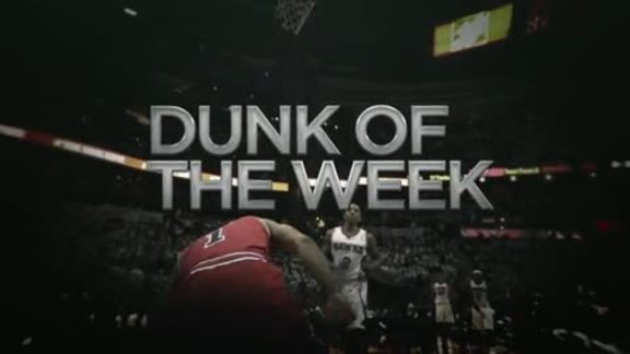 Dunk of the Week 11.20