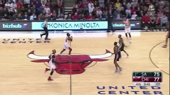 Noah With the Crossover