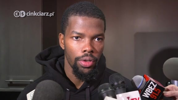 Inside the Locker Room: Aaron Brooks 1.25