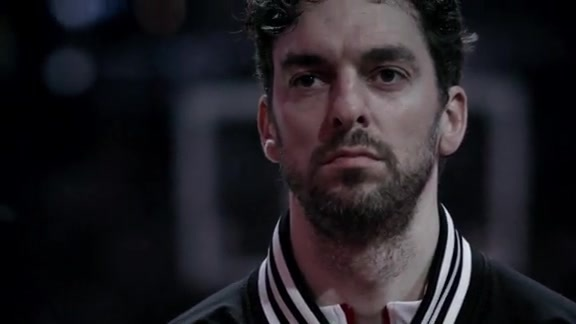 American Express Home Court Advantage: Pau Gasol