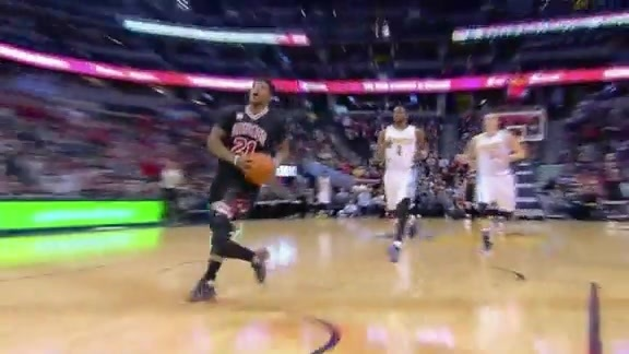 Butler With the Steal and the Slam