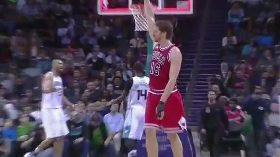 Gasol at the Buzzer