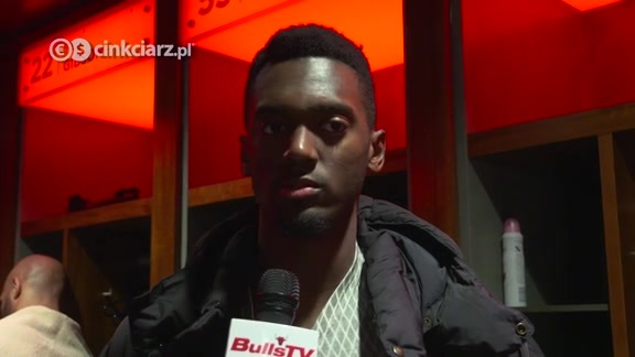 Inside the Locker Room: Bobby Portis 2.10