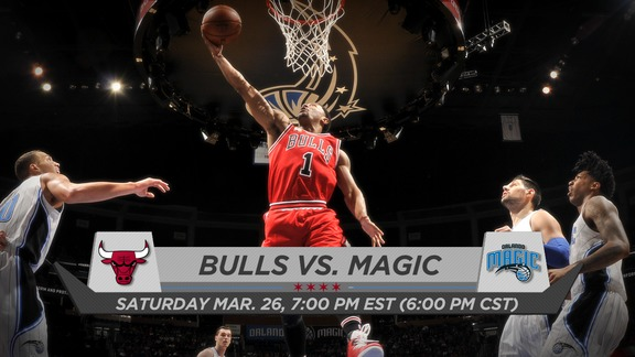 BullsTV Preview: Bulls vs. Magic - 3.26.16