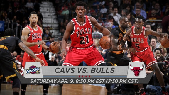 BullsTV Preview: Bulls vs. Cavs - 4.9.16