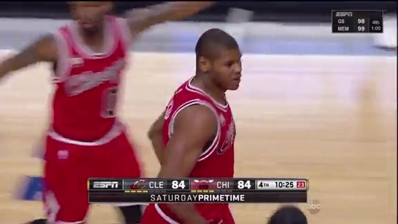 Felicio Takes Flight