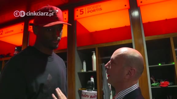 Inside the Locker Room: Bobby Portis 4.9