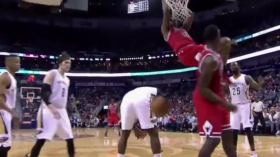 Felicio Brings the Pain