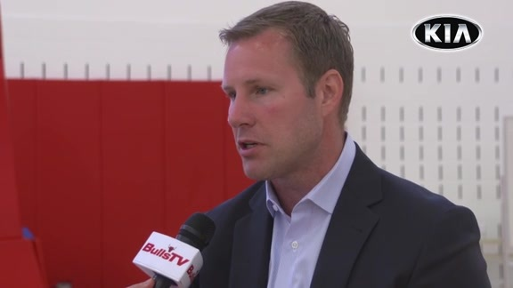 BullsTV Interview: Fred Hoiberg - 6.27.16