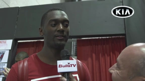 BullsTV Summer League Interview: Bobby Portis 7.9.16