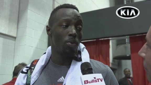 BullsTV Summer League Interview: Jerian Grant 7.9.16