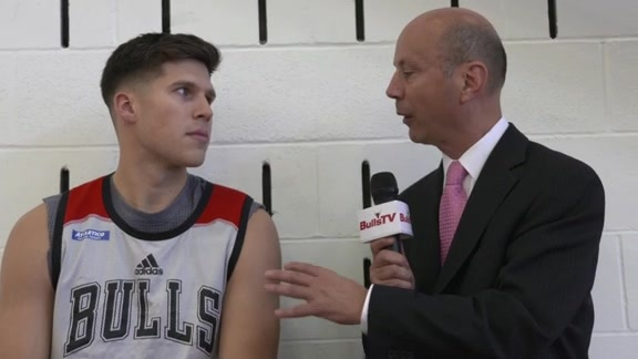 BullsTV: Doug McDermott 10.17