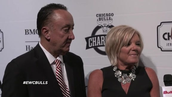 An Evening With the Chicago Bulls: Gar and Leslie Forman - 10.21