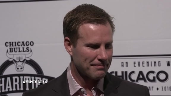 An Evening With the Chicago Bulls: Fred Hoiberg - 10.21