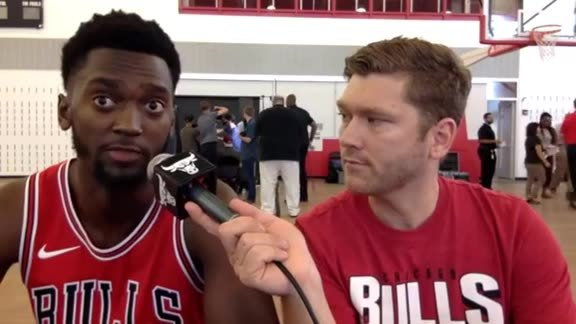 Bobby Portis Media Day