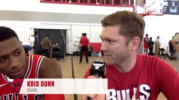 Kris Dunn Media Day