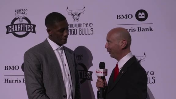 An Evening With The Chicago Bulls: Kris Dunn - 10.14.17