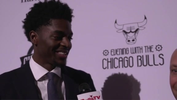 An Evening With The Chicago Bulls: Justin Holiday - 10.14.17