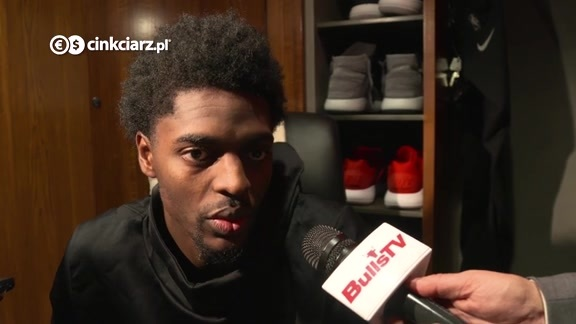 Inside The Locker Room: Justin Holiday - 11.4.17