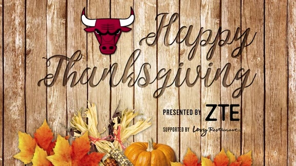 Bulls and ZTE host 15th Annual Thanksgiving Dinner at Pacific Garden Mission