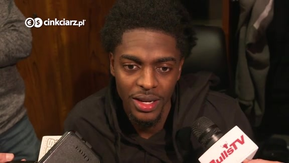 Inside The Locker Room: Justin Holiday - 11.17.17