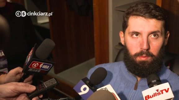 Inside The Locker Room: Nikola Mirotic - 12.9.17